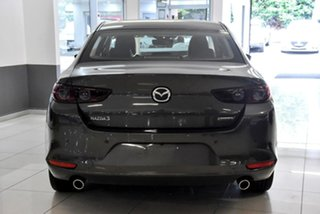 2019 Mazda 3 BP2S7A G20 SKYACTIV-Drive Touring Bronze 6 Speed Sports Automatic Sedan