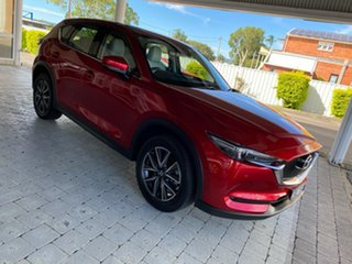 2017 Mazda CX-5 GT Soul Red Crystal Sports Automatic Wagon