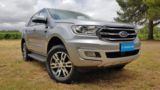 2019 Ford Everest UA II 2019.75MY Trend Aluminium 6 Speed Sports Automatic SUV
