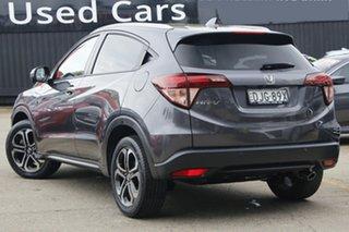 2016 Honda HR-V MY16 VTi-L Grey 1 Speed Constant Variable Hatchback.