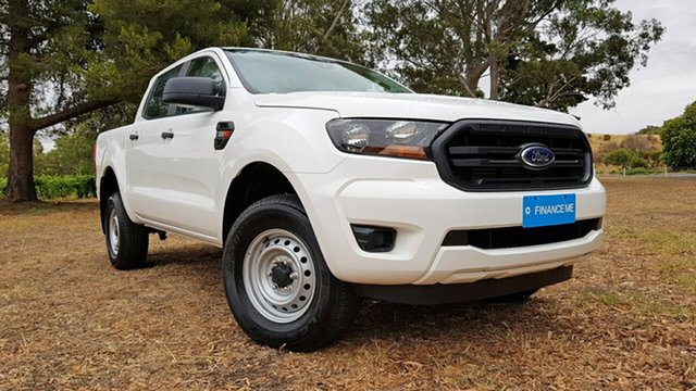 Used Ford Ranger PX MkIII 2020.25MY XL Nuriootpa, 2019 Ford Ranger PX MkIII 2020.25MY XL White 6 Speed Sports Automatic Double Cab Pick Up