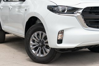 2020 Mazda BT-50 TFS40J XT Ice White 6 Speed Manual Utility.