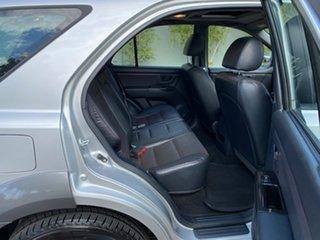 2008 Kia Sorento BL MY08 EX-L Silver 5 Speed Sports Automatic Wagon