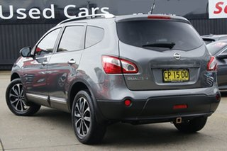 2013 Nissan Dualis J107 Series 4 MY13 +2 Hatch X-tronic 2WD Ti-L Grey 6 Speed Constant Variable.