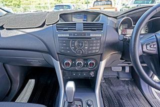 2013 Mazda BT-50 UP0YF1 XTR Freestyle Silver 6 Speed Sports Automatic Utility