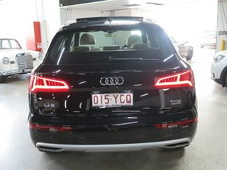 2018 Audi Q5 FY MY18 TFSI S Tronic Quattro Ultra Sport Black 7 Speed Sports Automatic Dual Clutch