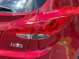 2012 Hyundai ix35 LM2 Active Red 6 Speed Sports Automatic Wagon