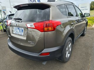 2015 Toyota RAV4 ASA44R MY14 GXL AWD Bronze 6 Speed Sports Automatic Wagon