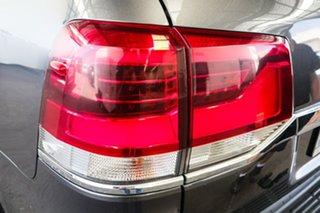 2015 Toyota Landcruiser VDJ200R GXL Graphite 6 Speed Sports Automatic Wagon