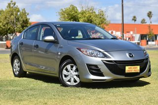 2010 Mazda 3 BL10F1 Neo Activematic Grey 5 Speed Sports Automatic Sedan.