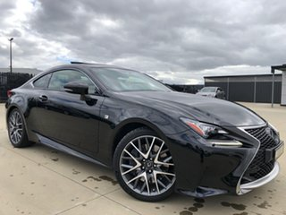 2015 Lexus RC GSC10R RC350 F Sport 8 Speed Sports Automatic Coupe.