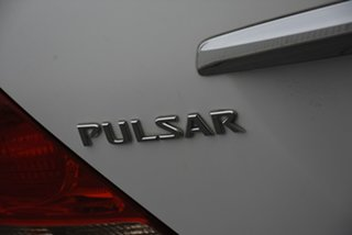 2005 Nissan Pulsar N16 MY2004 ST-L White 4 Speed Automatic Sedan