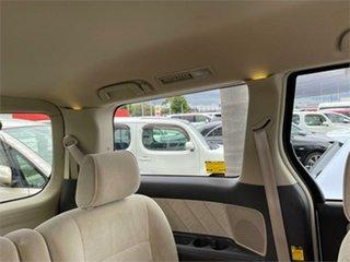 2005 Toyota Alphard ANH10W G White 4 Speed Automatic Van Wagon