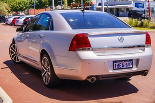 2015 Holden Caprice WN II MY16 V Silver 6 Speed Sports Automatic Sedan.