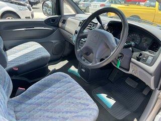 1998 Mitsubishi Starwagon WA GLX Grey 4 Speed Automatic Wagon
