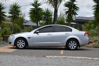 2012 Holden Commodore VE II MY12 Omega Silver 6 Speed Automatic Sedan