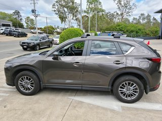 2017 Mazda CX-5 KE1072 Maxx SKYACTIV-Drive FWD Sport Grey 6 Speed Sports Automatic Wagon