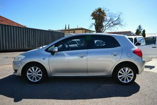 2007 Toyota Corolla ZZE122R MY06 Upgrade Conquest Seca Silver 4 Speed Automatic Hatchback.