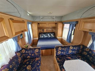 2005 Roadstar Limited Edition Caravan
