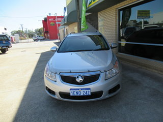 2014 Holden Cruze JH Series II CD Silver 6 Speed Automatic Wagon