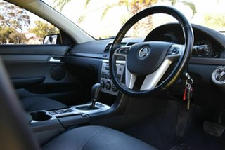 2010 Holden Commodore VE MY10 International Silver 4 Speed Automatic Sedan