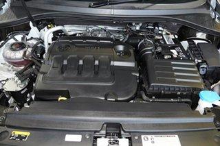 2019 Volkswagen Tiguan 5N MY18 110TDI Comfortline DSG 4MOTION Allspace White Silver 7 Speed