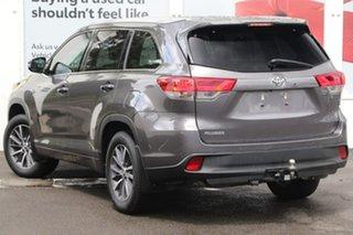 2018 Toyota Kluger GSU50R GXL 2WD Predawn Grey 8 Speed Sports Automatic Wagon.