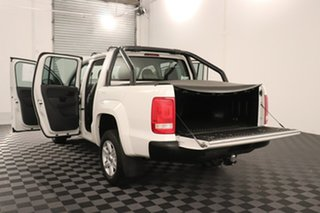 2016 Volkswagen Amarok 2H MY16 TDI420 4MOTION Perm Core Plus Candy White 8 speed Automatic Utility