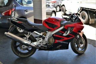 2005 Honda CBR600F.