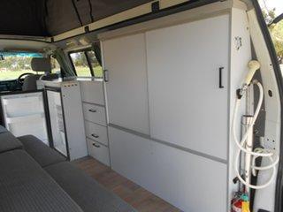 1996 Volkswagen Transporter T4 MY97 White 5 Speed Manual Van