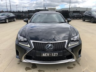 2015 Lexus RC GSC10R RC350 F Sport 8 Speed Sports Automatic Coupe