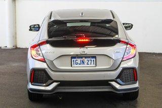 2017 Honda Civic MY17 VTi-LX Continuous Variable Hatchback