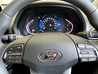 2020 Hyundai i30 PD.V4 MY21 Elite Amazon Gray 6 Speed Sports Automatic Hatchback