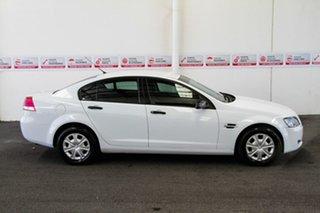 2007 Holden Commodore VE Omega White 4 Speed Automatic Sedan