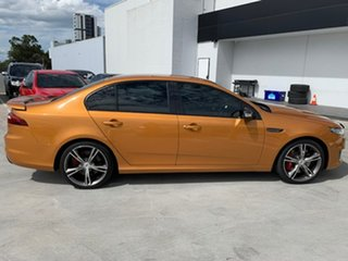 2015 Ford Falcon FG X XR8 Gold 6 Speed Manual Sedan.