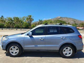 2010 Hyundai Santa Fe CM MY10 Elite Blue 6 Speed Sports Automatic Wagon