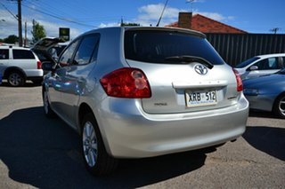 2007 Toyota Corolla ZZE122R MY06 Upgrade Conquest Seca Silver 4 Speed Automatic Hatchback