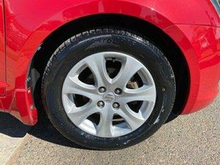 2010 Suzuki Swift RS415 RE4 Red 4 Speed Automatic Hatchback.