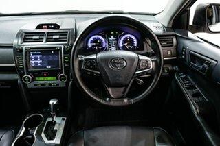 2017 Toyota Camry AVV50R Atara SL White 1 Speed Constant Variable Sedan Hybrid