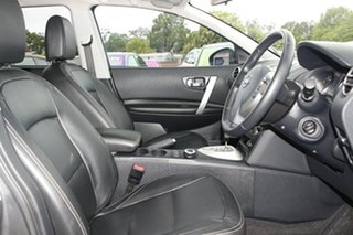 2013 Nissan Dualis J107 Series 4 MY13 +2 Hatch X-tronic 2WD Ti-L Grey 6 Speed Constant Variable