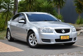 2012 Holden Commodore VE II MY12 Omega Silver 6 Speed Automatic Sedan.