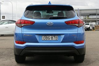 2015 Hyundai Tucson TLE Elite D-CT AWD Blue 7 Speed Sports Automatic Dual Clutch Wagon