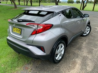 2017 Toyota C-HR NGX10R S-CVT 2WD Shadow Platinum 7 Speed Constant Variable Wagon