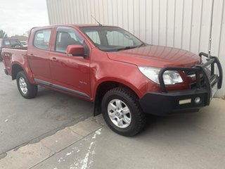 2013 Holden Colorado RG MY14 LX Crew Cab 6 Speed Manual Utility.