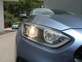 2019 Kia Cerato BD MY20 S Blue 6 Speed Sports Automatic Hatchback.