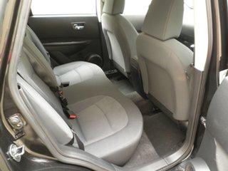 2010 Nissan Dualis J10 Series II MY2010 ST Hatch Black Quartz 6 Speed Manual Hatchback