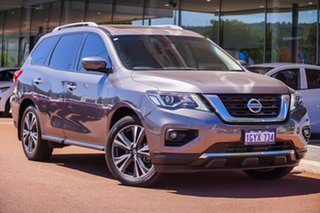 2019 Nissan Pathfinder R52 Series III MY19 Ti X-tronic 4WD Grey 1 Speed Constant Variable Wagon.