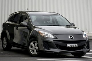 1120 Mazda 3 BL10F2 Neo Activematic Grey 5 Speed Sports Automatic Hatchback.