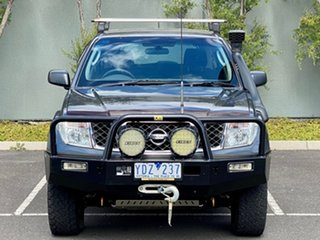2006 Nissan Pathfinder R51 ST Blue 6 Speed Manual Wagon.