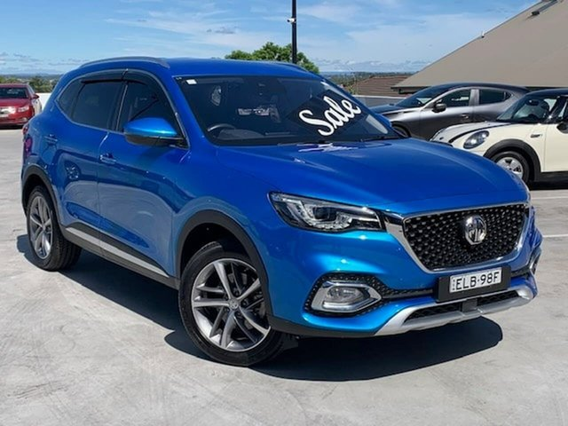 Used MG HS SAS23 MY20 Excite DCT FWD Liverpool, 2020 MG HS SAS23 MY20 Excite DCT FWD Blue 7 Speed Sports Automatic Dual Clutch Wagon
